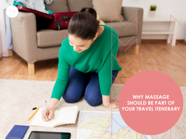Massage as Self Care During Your Travels