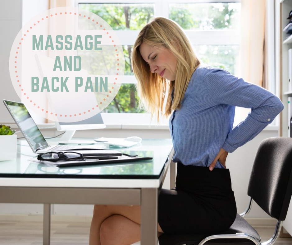 How Massage Can Help with Your Back Pain…Everything You Need To Know