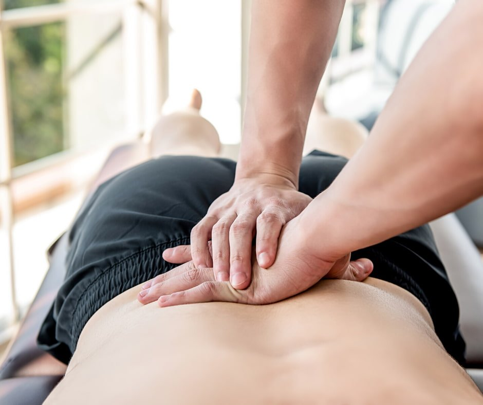 What's the difference between deep tissue massage and sports massage?