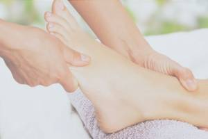 FOOT MASSAGE WORKSHOP