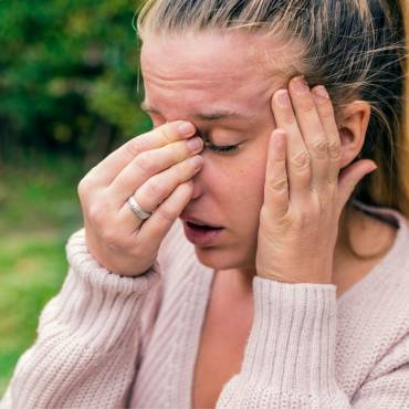 How To Relieve Sinusitis with Self Massage Techniques