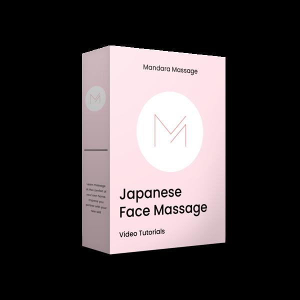 Japanese Face Massage Online Class 1