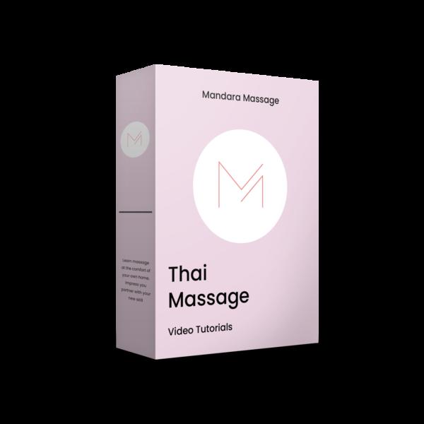 Thai Massage Online Class 1